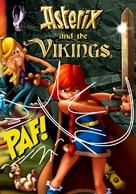 Astèrix et les Vikings - DVD cover (xs thumbnail)