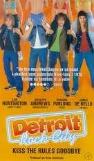 Detroit Rock City - Danish Movie Poster (xs thumbnail)
