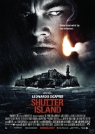 Shutter Island - German Movie Poster (xs thumbnail)