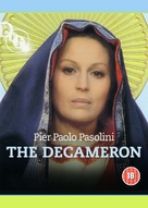 Il Decameron - British Movie Cover (xs thumbnail)