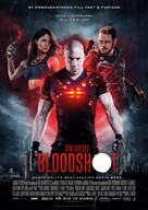 Bloodshot - Swedish Movie Poster (xs thumbnail)