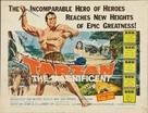 Tarzan the Magnificent - Movie Poster (xs thumbnail)