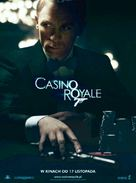 Casino Royale - Polish Movie Poster (xs thumbnail)