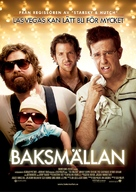 The Hangover - Swedish Movie Poster (xs thumbnail)