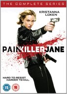 """Painkiller Jane"" - British DVD movie cover (xs thumbnail)"