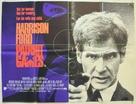 Patriot Games - British Movie Poster (xs thumbnail)
