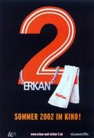 Erkan & Stefan gegen die Mächte der Finsternis - German Movie Poster (xs thumbnail)
