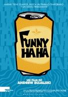 Funny Ha Ha - Spanish Movie Poster (xs thumbnail)