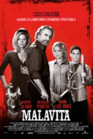 The Family - Spanish Movie Poster (xs thumbnail)