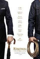 Kingsman: The Golden Circle - British Teaser movie poster (xs thumbnail)
