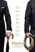 Kingsman: The Golden Circle - British Teaser poster (xs thumbnail)