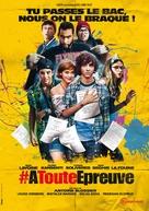 À toute épreuve - French DVD movie cover (xs thumbnail)