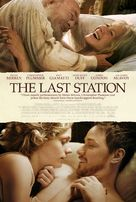 The Last Station - Theatrical poster (xs thumbnail)