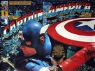 Captain America - British Movie Poster (xs thumbnail)
