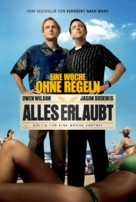 Hall Pass - German Movie Poster (xs thumbnail)