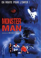 Monster Man - French Movie Cover (xs thumbnail)