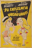 Smart Woman - Argentinian Movie Poster (xs thumbnail)