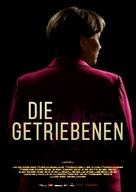 Die Getriebenen - German Movie Poster (xs thumbnail)