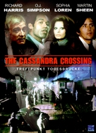 The Cassandra Crossing - German DVD cover (xs thumbnail)