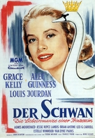 The Swan - German Movie Poster (xs thumbnail)