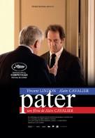 Pater - Portuguese Movie Poster (xs thumbnail)