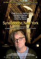 Synecdoche, New York - Italian Movie Poster (xs thumbnail)