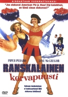 Slap Her... She's French - Finnish DVD cover (xs thumbnail)