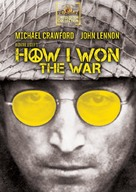 How I Won the War - VHS cover (xs thumbnail)