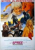 Survival Run - German Movie Poster (xs thumbnail)