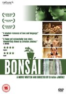 Bonsái - British DVD cover (xs thumbnail)