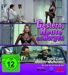 Ieri, oggi, domani - German Movie Cover (xs thumbnail)