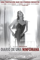 Diario de una ninfómana - Mexican Movie Poster (xs thumbnail)