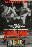 Survival Game - Polish Movie Cover (xs thumbnail)