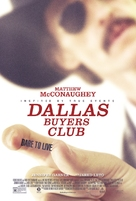 Dallas Buyers Club - Movie Poster (xs thumbnail)