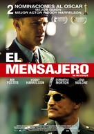 The Messenger - Peruvian Movie Poster (xs thumbnail)