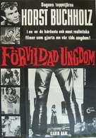 Halbstarken, Die - Swedish Movie Poster (xs thumbnail)