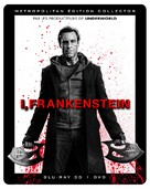 I, Frankenstein - French Blu-Ray cover (xs thumbnail)