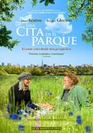 Hampstead - Spanish Movie Poster (xs thumbnail)