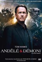 Angels & Demons - Czech DVD movie cover (xs thumbnail)