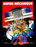 The Car - French Movie Poster (xs thumbnail)