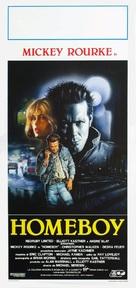 Homeboy - Italian Movie Poster (xs thumbnail)