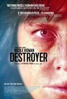Destroyer - Singaporean Movie Poster (xs thumbnail)