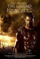 The Legend of Hercules - Malaysian Movie Poster (xs thumbnail)