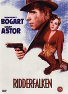 The Maltese Falcon - Danish DVD cover (xs thumbnail)