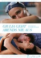 Giulia non esce la sera - German Movie Poster (xs thumbnail)