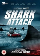 Spring Break Shark Attack - British DVD movie cover (xs thumbnail)
