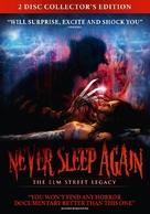 Never Sleep Again: The Elm Street Legacy - DVD cover (xs thumbnail)