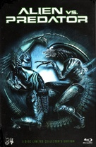 AVP: Alien Vs. Predator - German Blu-Ray cover (xs thumbnail)