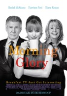 Morning Glory - Dutch Movie Poster (xs thumbnail)