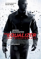 The Equalizer - Portuguese Movie Poster (xs thumbnail)